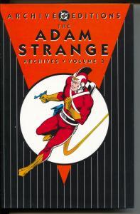 Adam Strange Archives-Vol 3- #81-91-Color Reprints-Hardcover