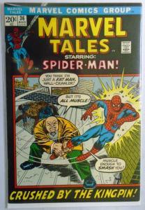 Marvel Tales (Marvel) #36, 5.0 (1972)