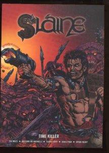 Slaine: Time Killer Trade Paperback #1, NM (Actual scan)