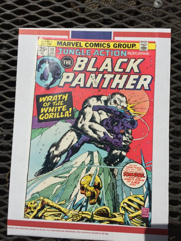 Thé Black Panther