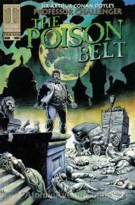 Professor Challenger: The Poison Belt #0 VG; Caliber | low grade comic - save on