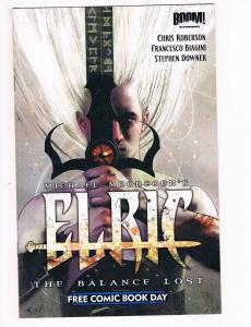 Elric The Balance Lost NM Boom Studios Comics Free Comic Book Day Moorcock S93