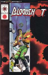 Bloodshot (1993 series) #20, VG (Stock photo)