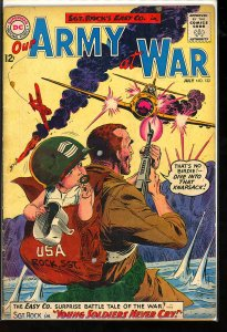 Our Army at War #132 (1963)