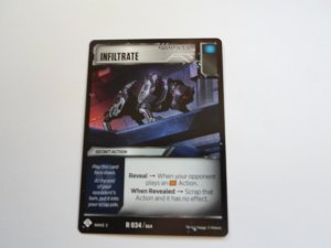2019 WIZARDS OF THE COAST HASBRO GAME CARD TRANSFORMERS SEIGE  # R034/064