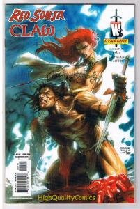 RED SONJA / RED CLAW #4, NM, She-Devil, Sword, Femme Fatale, more RS in store