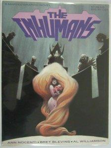 The Inhumans - GN - 4.0 VG - (1988)