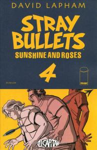 Stray Bullets: Sunshine & Roses #4 FN; Image | save on shipping - details inside