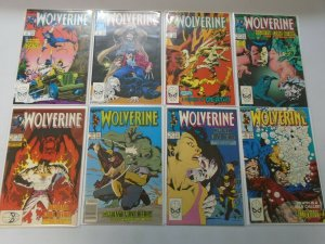 Early Wolverine lot 36 different from #5-49 8.0 VF (1989-91 1st Series)