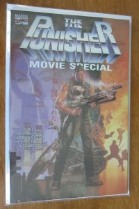 Punisher Movie Special Graphic Novel #1 8.0 VF (1990)