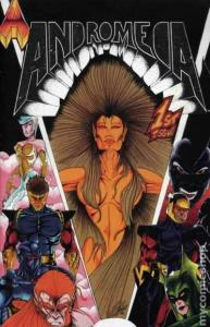 Andromeda (1995 series) #1, VF+ (Stock photo)