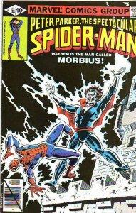 Spider-Man, Peter Parker Spectacular #38 (Jan-81) NM/NM- High-Grade Spider-Man
