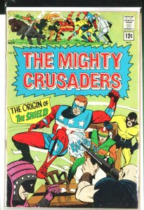 The Mighty Crusaders #1 (1965)
