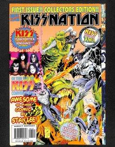 Kissnation #1 (1996)