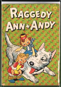 Raggedy Ann and Andy #5 (1946)