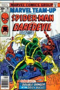 Marvel Team-Up (1972 series) #56, Fine (Stock photo)