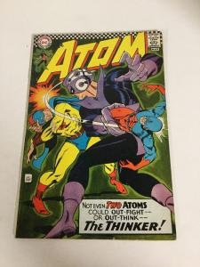 Atom 29 Vg/Fn Very Good/Fine 5.0 DC Comics Silver Age