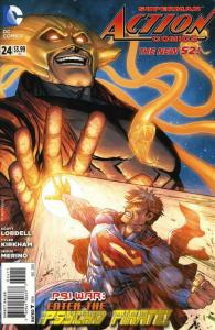 Action Comics (2nd Series) #24 VF/NM; DC | save on shipping - details inside