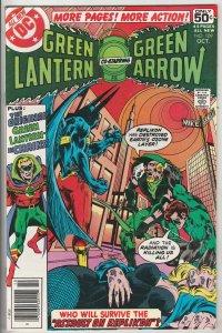 Green Lantern #109 (Oct-78) NM+ Super-High-Grade Green Lantern, Green Arrow, ...
