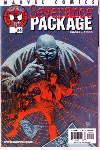 Spider man's Tangled Web # 4