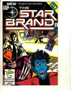 11 Marvel Comic Star brand 12 11 1 Nightmask 8 1 Mutants 4 61 60 59 59 54 46 DS2
