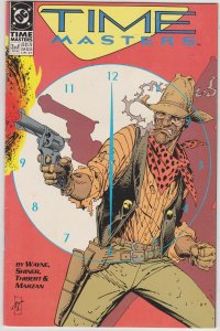 Time Masters #3