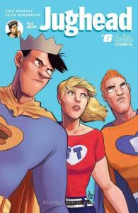 Jughead (3rd Series) #6A FN; Archie   save on shipping - details inside