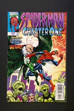 Spider-Man Chapter One #3 January 1999