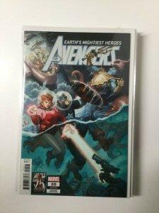 Avengers 20 Variant Marvel HPA