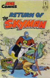 Return of the Skyman #1 FN; Ace | save on shipping - details inside