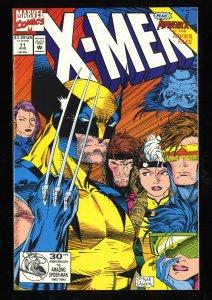 X-Men #11 NM 9.4 Wolverine Jim Lee Cover!