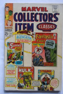 Marvel Collector Items Classics #11