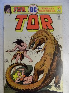 TOR # 4 DC BRONZE JUNGLE ACTION FANTASY KUBERT