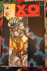 X-O Manowar 33 VF/NM