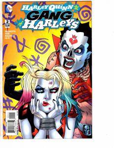Harley Quinn & Her Gang Of Harley's # 2 NM 1st Print Variant Cover DC Comic J160