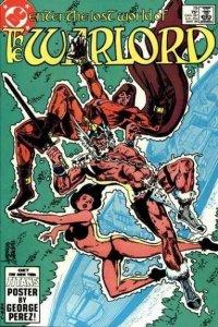 Warlord (1976 series) #79, VF+ (Stock photo)