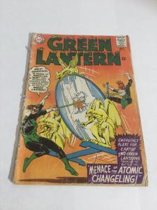 Green Lantern 38 Gd- Good- 1.8 DC Comics Silver Age