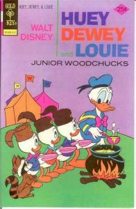 HUEY DEWEY & LOUIE (1966-1984 GK) 35 VF-NM BARKS R. COMICS BOOK