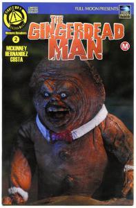 GINGERDEAD MAN #1 2 3, NM-, Horror, 2016, 1st, Full Moon, more in store, 1-3 set
