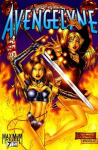 Avengelyne (Vol. 2) #7 VF/NM; Maximum | save on shipping - details inside
