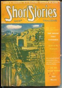 Short Stories 4/25/1945-Kjelgaard-Neil Martin-Black Market-pulp thrills-VG/FN