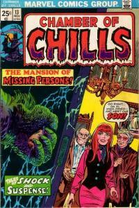 Chamber of Chills (1972 series) #13, VF- (Stock photo)