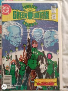 Tales of the Green Lantern Corps #1 (1981)