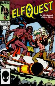 Elfquest (1985 series) #4, VF+ (Stock photo)