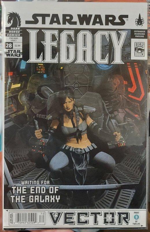 Star Wars: Legacy #28