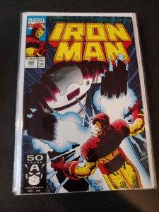 Iron Man #266 (1991)