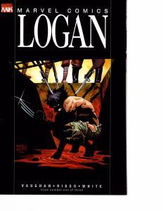 Lot Of 2 Marvel Comic Book Logan #1 and Ultimate Elektra #2  KS11