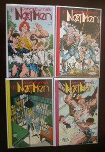 Next Men comic lot 26 different books 8.0 VF (1992) John Byrne
