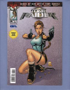 Tomb Raider #30 VF Top Cow 2003