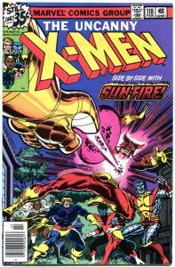 X-MEN #118, VF+, Sun-Fire, John Bryne, Claremont, Wolverine, 1963, more in store